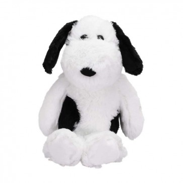Muggy the Black and White Dog Attic Treasures Medium