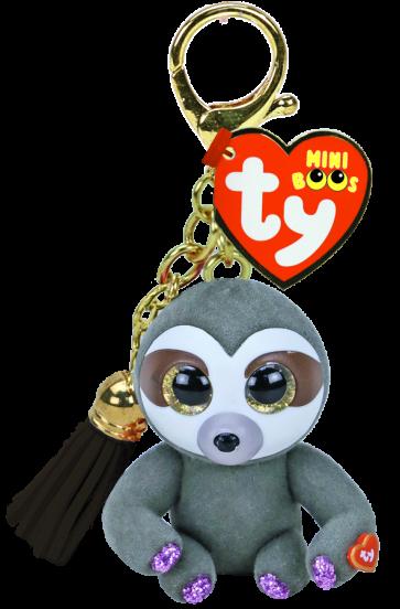 Dangler the Sloth Mini Boos Clip