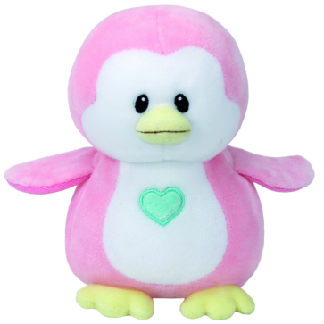 Penny the Pink Penguin Baby Ty