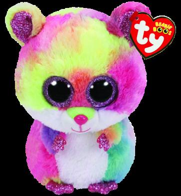 Rodney the Multicoloured Hamster (regular)