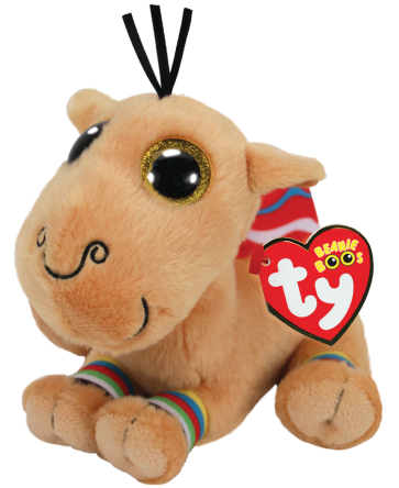 Jamal the Camel Regular Beanie Boo