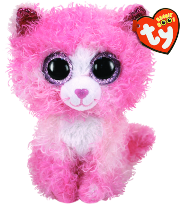 Reagan the Cat with Horn Regular Beanie Boo