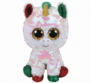 Stardust the Unicorn Christmas Regular Flippable