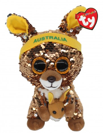 Matilda the Kangaroo Regular Flippable