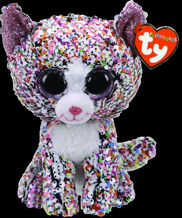 Confetti the Cat Regular Flippable