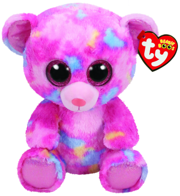 Franky the Multicoloured Bear (medium)