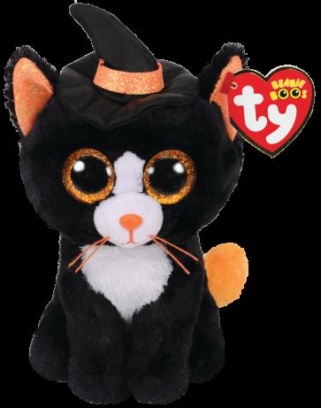 Witchie the Cat Halloween Regular Beanie Boo