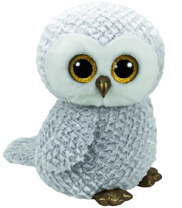 Owlette the White Owl (large)