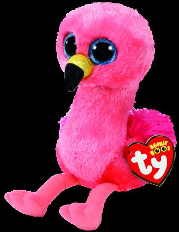 Gilda the Pink Flamingo (regular)