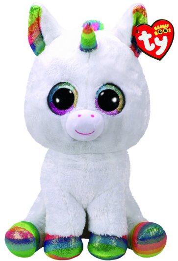 Pixy the White Unicorn (large)