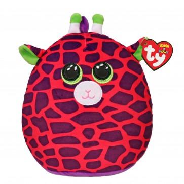 Gilbert the Giraffe Large Squish-A-Boos