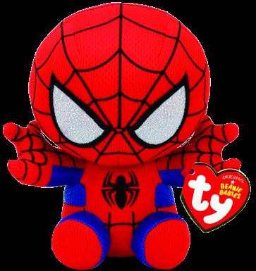 Marvel Spiderman Beanie Babies
