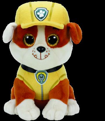Paw Patrol Rubble Beanie Boo