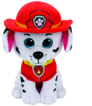 Paw Patrol Marshall Beanie Boo