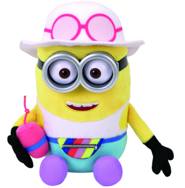 Despicable Me 3 Minion Jerry Beanie Babies
