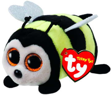 Zinger the Yellow Bee (Teeny Tys)