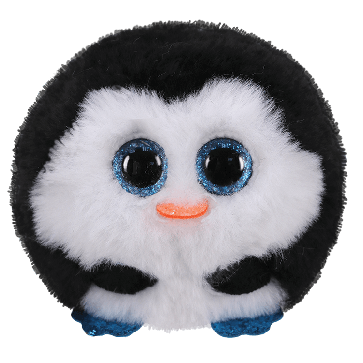 Waddles the Penguin Ty Puffies