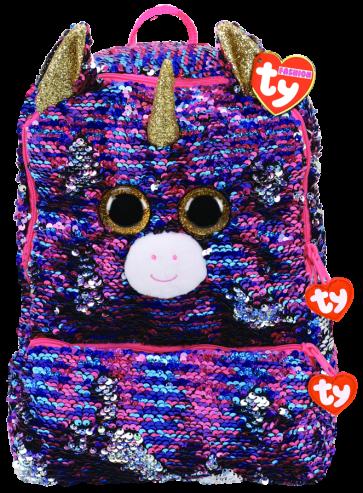 Rosette the Unicorn Sequin Backpack