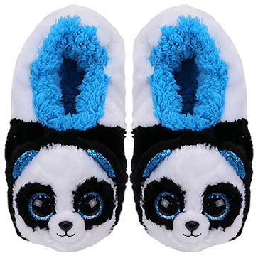 Bamboo the Panda Slippers Large
