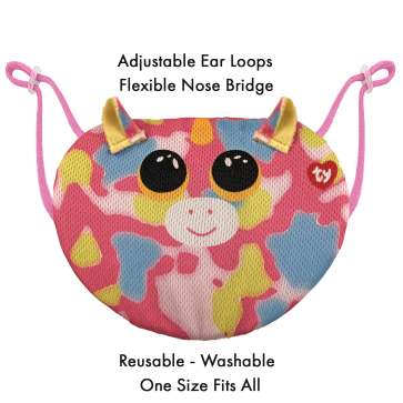 Fantasia the Unicorn Ty Mask