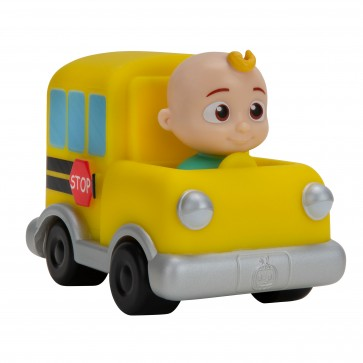 CoComelon Little Vehicles School Bus
