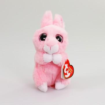 Jasper the Pink Bunny Basket Beanies