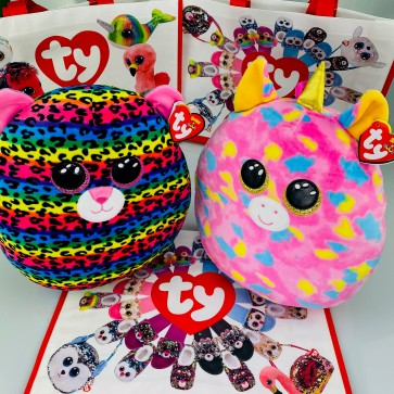 Dotty and Fantasia Squish-A-Boos Bundle