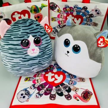 Kiki and Slush Squish-A-Boos Bundle