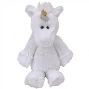 Agnus the White Unicorn Attic Treasures Medium