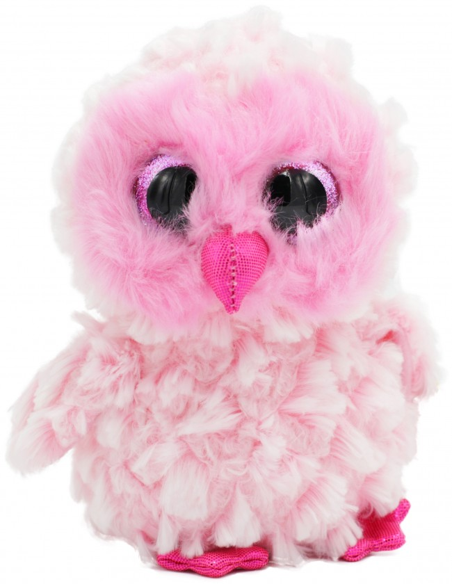 8e02759739c Beanie Boos Australia - Twiggy the Pink Owl (regular)
