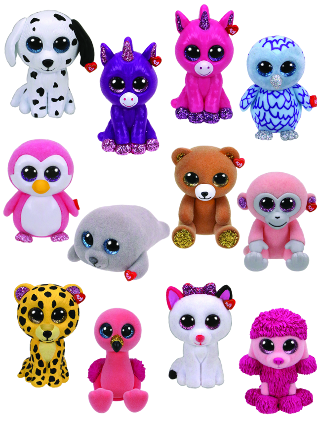 5645a4060c3 Beanie Boos Australia - Mini Boos Collectible Figurines Series 3 ...