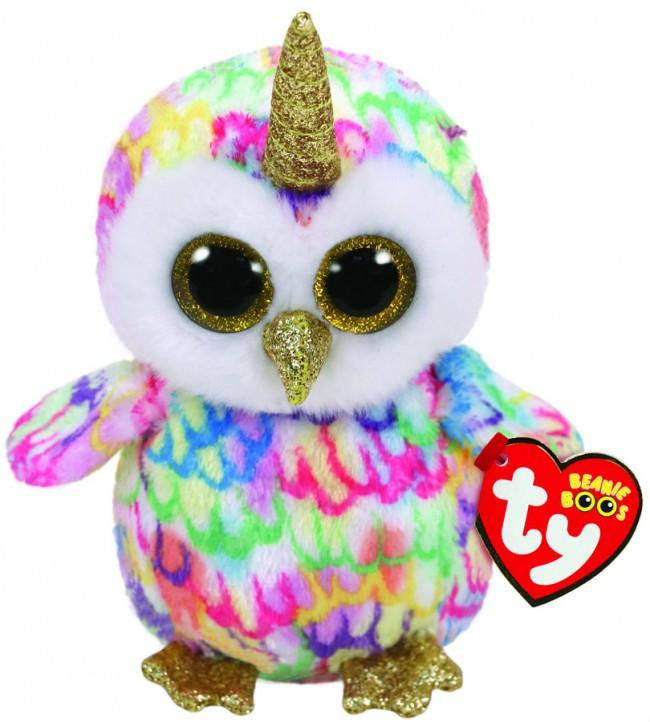 bfc9fe363b6 Beanie Boos Australia - Enchanted the Owl with Horn (regular)
