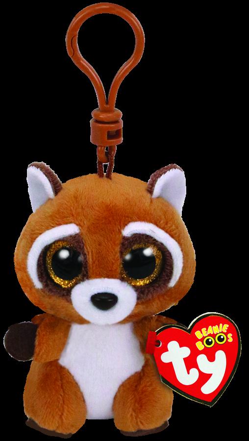 0d8289f7aea Beanie Boos Australia - Rusty the Raccoon (clip)