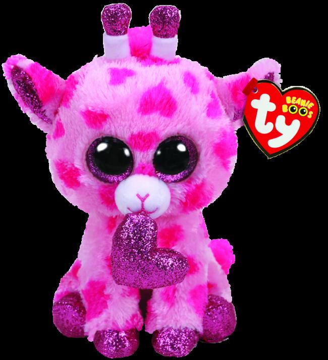 2adbe0cf09e Beanie Boos Australia - Sweetums the Giraffe Valentine s Day regular ...