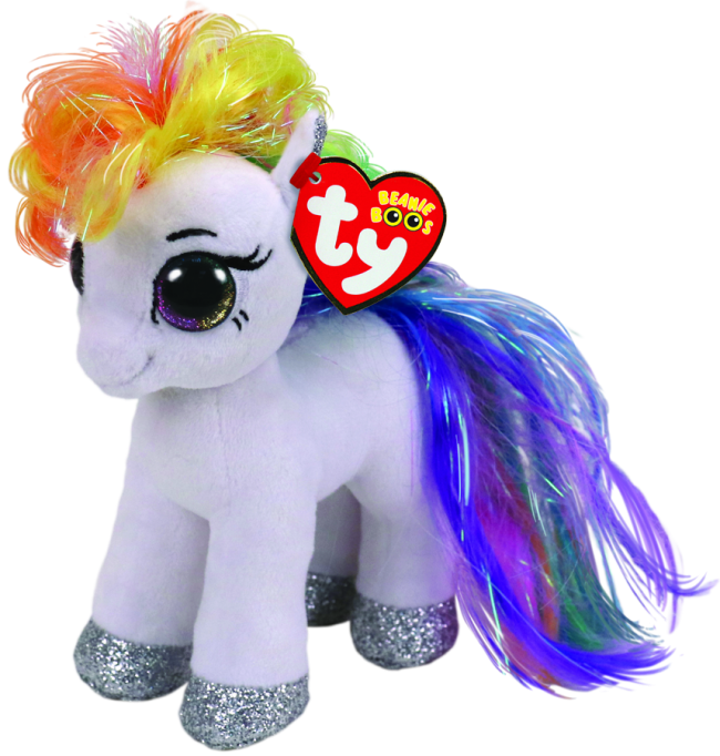Beanie Boos Australia Starr The White Pony Regular