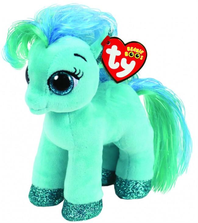Beanie Boos Australia - Topaz the Teal Pony Regular Beanie Boo 4a82260677a