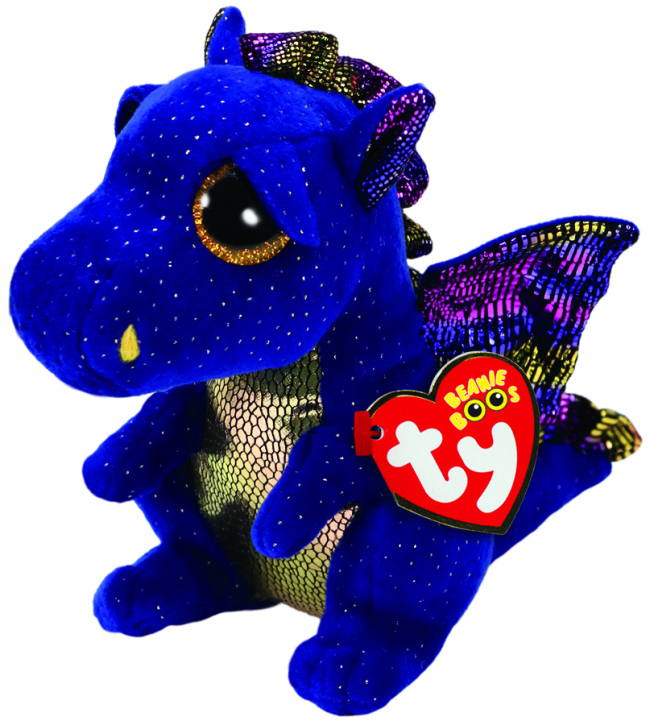 Beanie Boos Australia - Saffire the Blue Dragon (regular) d770a966572