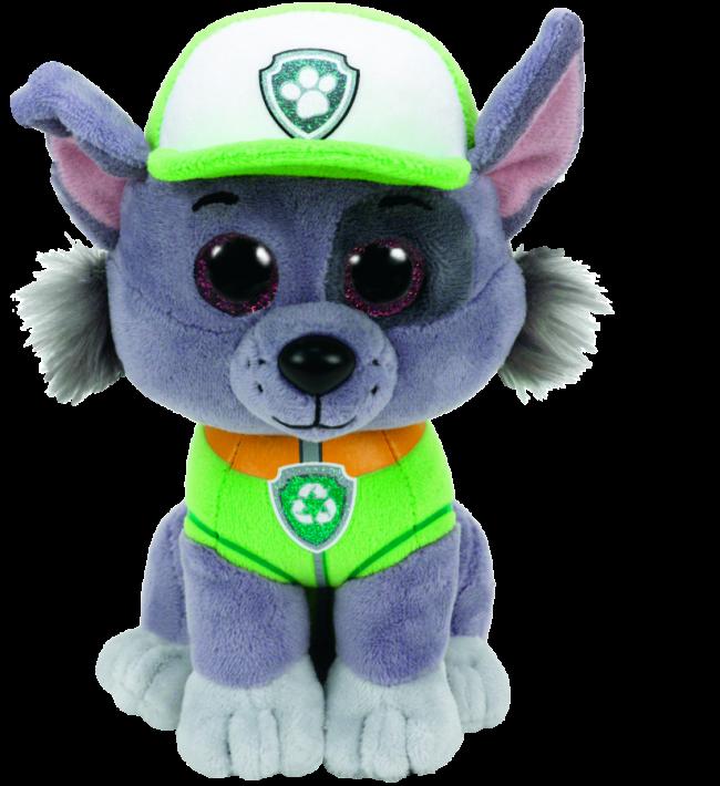 Beanie Boos Australia - Paw Patrol Rocky Beanie Boo c856c86e086c
