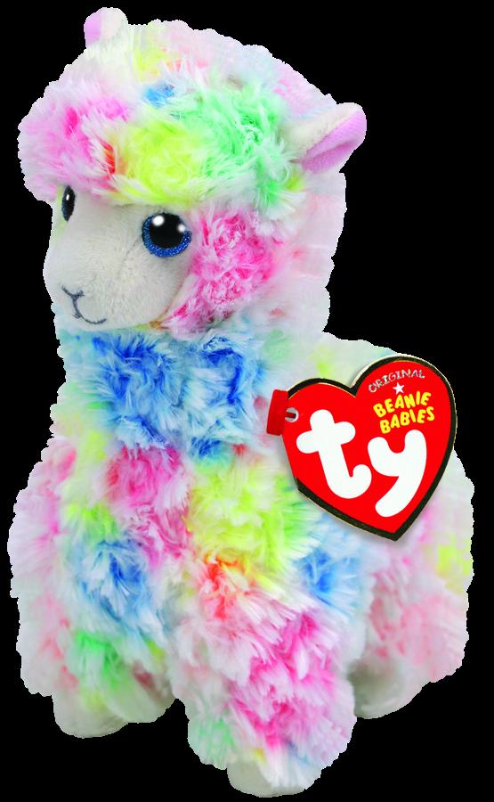 Beanie Boos Australia - Lola the Multicoloured Llama Regular Beanie ... 8f0e2012142