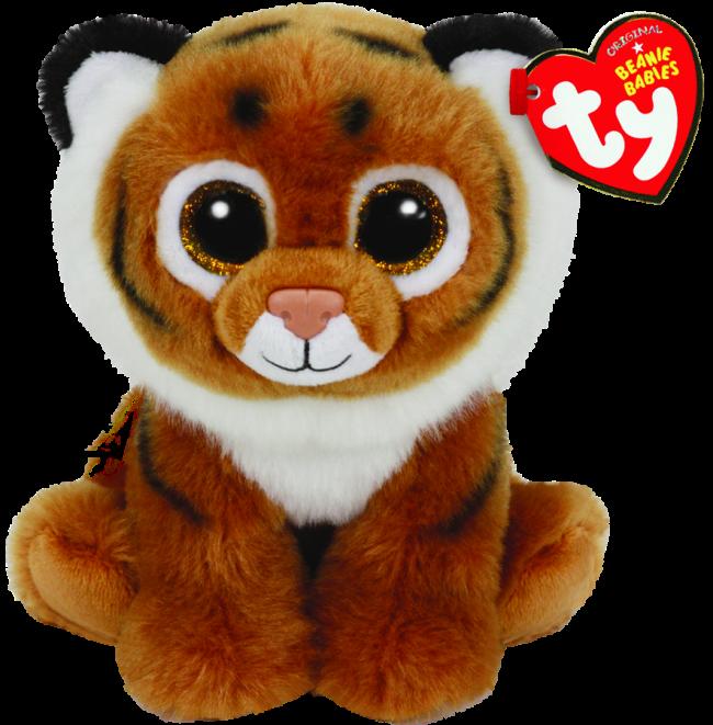 Beanie Boos Australia - Tiggs the Brown Tiger Beanie Babies 8447a807e84