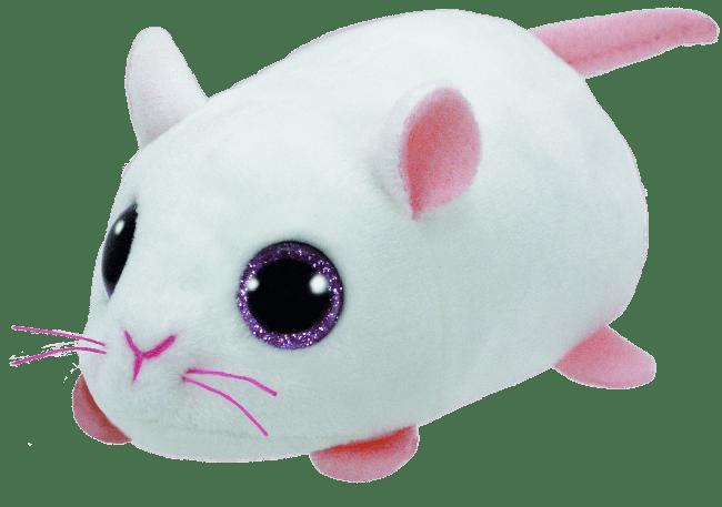 beanie boos australia anna the white mouse teeny tys