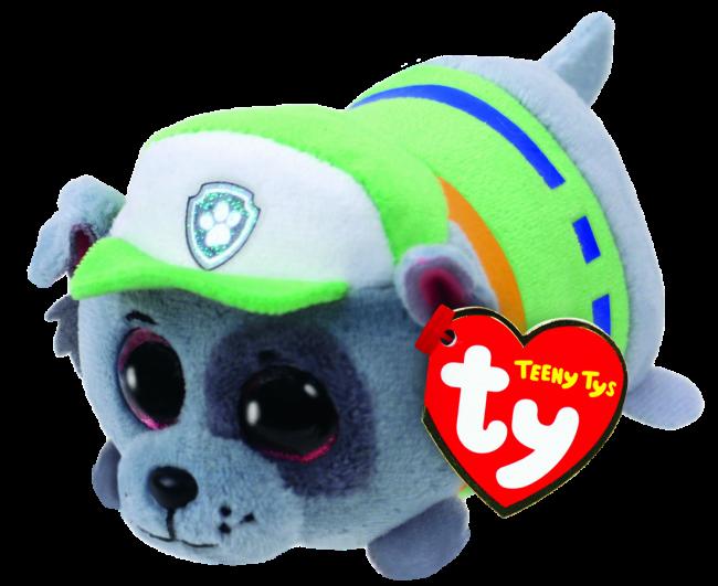 Beanie Boos Australia - Paw Patrol Rocky the Dog (Teeny Tys) 2ec66874932