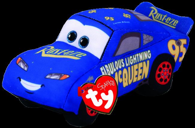 Beanie Boos Australia - Cars 3 Fabulous McQueen Beanie Babies 91320836d29