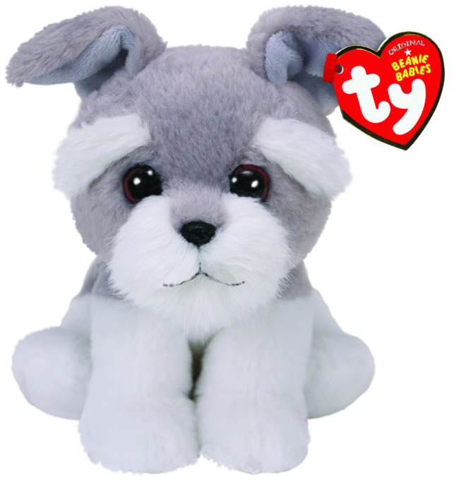 37c1799a3d0 Beanie Boos Australia - Harper the Grey Dog Beanie Babies