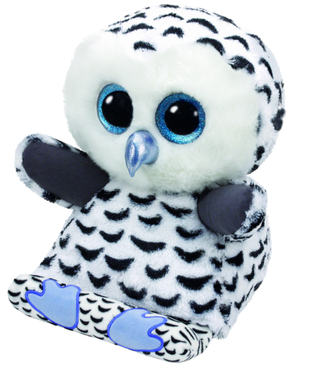 Beanie Boos Australia - Peek-A-Boo Tablet Holder Omar the White Owl ... 1585640459b3