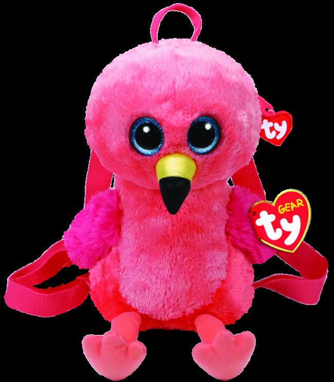 Beanie Boos Australia - Gilda the Pink Flamingo (backpack) 38aa7dde03fa