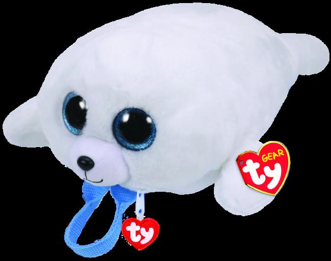 Beanie Boos Australia - Icy the White Seal (backpack) 131fe6a4f9d