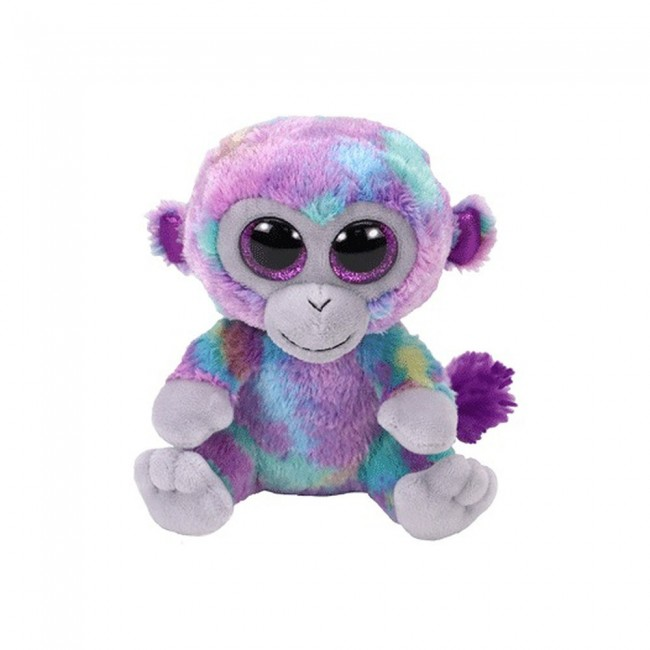 9ddf5988731 Beanie Boos Australia - Zuri the Multicoloured Monkey (medium)