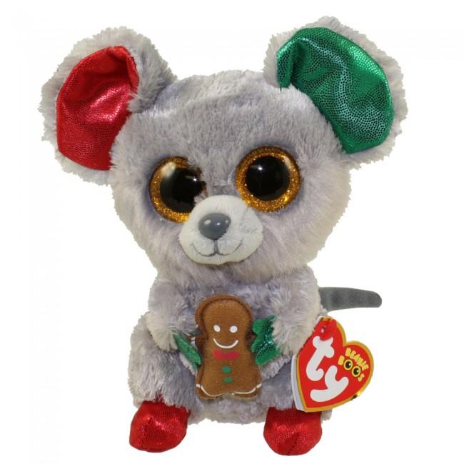 b0485489cc8 Beanie Boos Australia - Mac Christmas Mouse (regular)