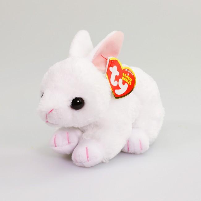 2ce9d746be3 Beanie Boos Australia - Cotton the White Rabbit Beanie Babies